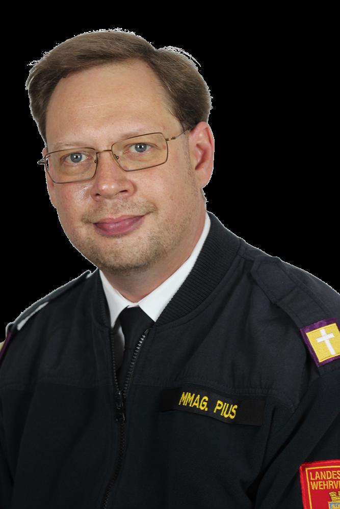 Pius MMag.  FEILER